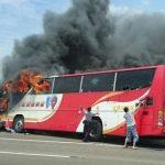 Tài xế Đài Loan đốt xe thiêu chết 26 du khách Trung Quốc sau khi cãi nhau với vợ