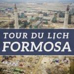 Tour du lịch Formosa không phù hợp với Hà Tĩnh