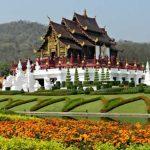 Vé máy bay khứ hồi Đồng Hới – Chiang Mai giá 100 USD