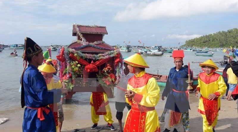 Lễ hội Nghinh Ông – Nét văn hóa truyền thống của người dân vùng biển ở (Kiên Giang)