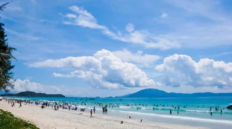 Chuẩn bị khai trương hè Sầm Sơn năm 2018
