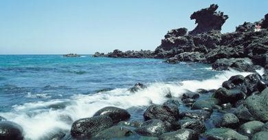 Đảo Jeju: Rặng Đá Đầu Rồng Yongduam Rock