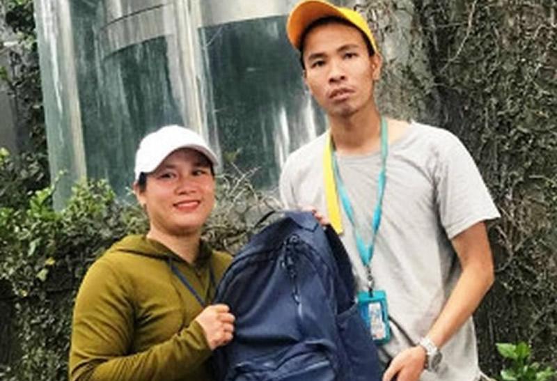 Đà Nẵng: Trả lại hơn 200 triệu cho hướng dẫn viên bỏ quên ở khu du lịch