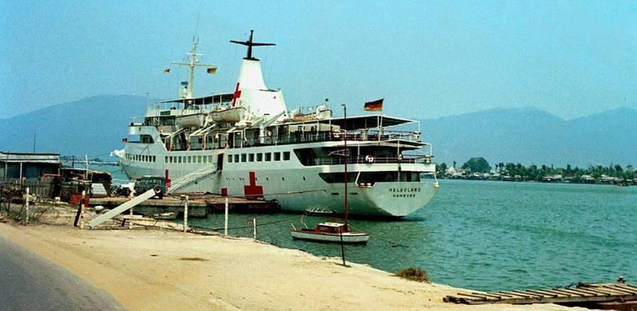 Những hình ảnh quý giá về Đà Nẵng trước 1975